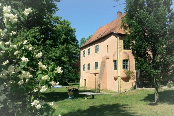 Wasserburg Turow ist eine traumhafte Hochzeitslocation in MV